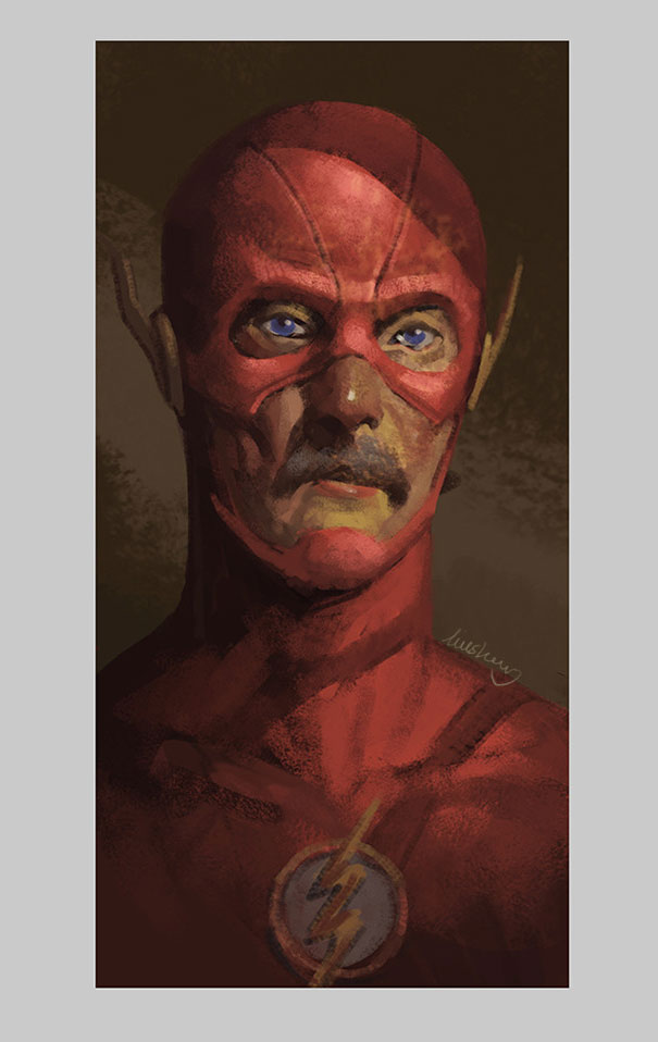 old-superhero-paintings-eddie-liu-2